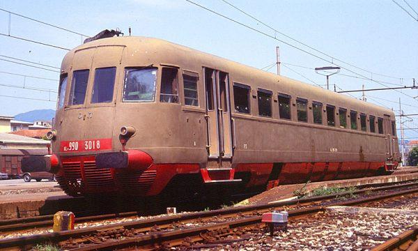 AUTOMOTRICE ALn 990 … il treno dei ricordi – (1950/1988)