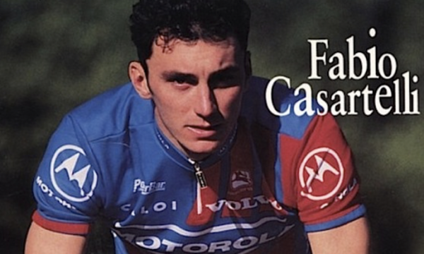 La Tragedia di FABIO CASARTELLI – (18/07/1995)