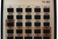 TEXAS INSTRUMENTS - le nostre prime calcolatrici - (dal 1972)