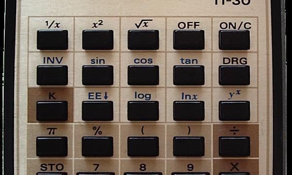 TEXAS INSTRUMENTS – le nostre prime calcolatrici – (dal 1972)