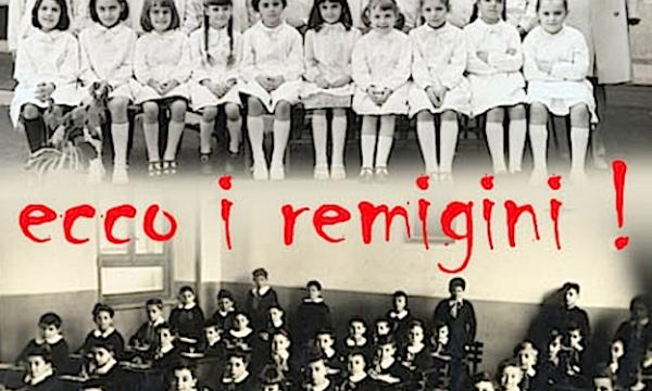 Quando la scuola iniziava il 1 Ottobre … San Remigio – ( Fino al 1977 )