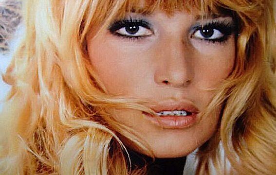 MONICA VITTI …. mitica attrice anni 60 e 70