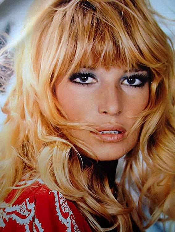 Monica_vitti_attrice_anni_70 - Photo by Chiara Samugheo