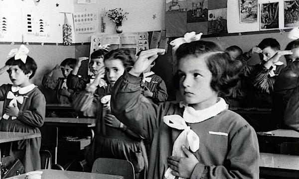 A SCUOLA NEGLI ANNI '60