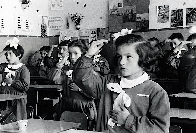 Preghiera-scuola-anni-60