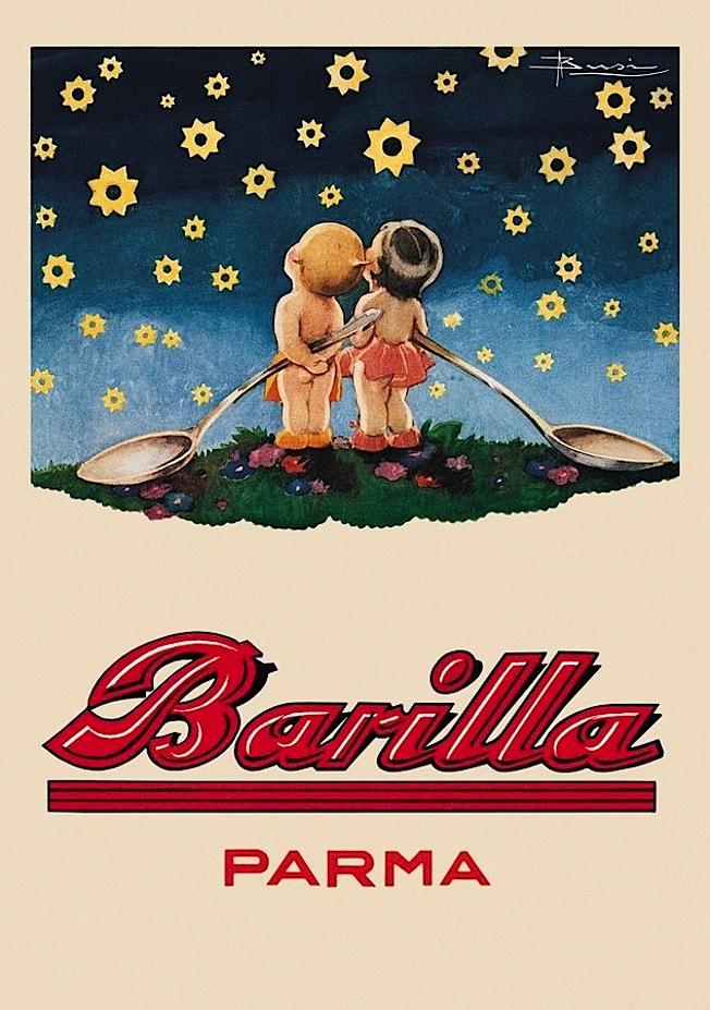 barilla_poster_vintage