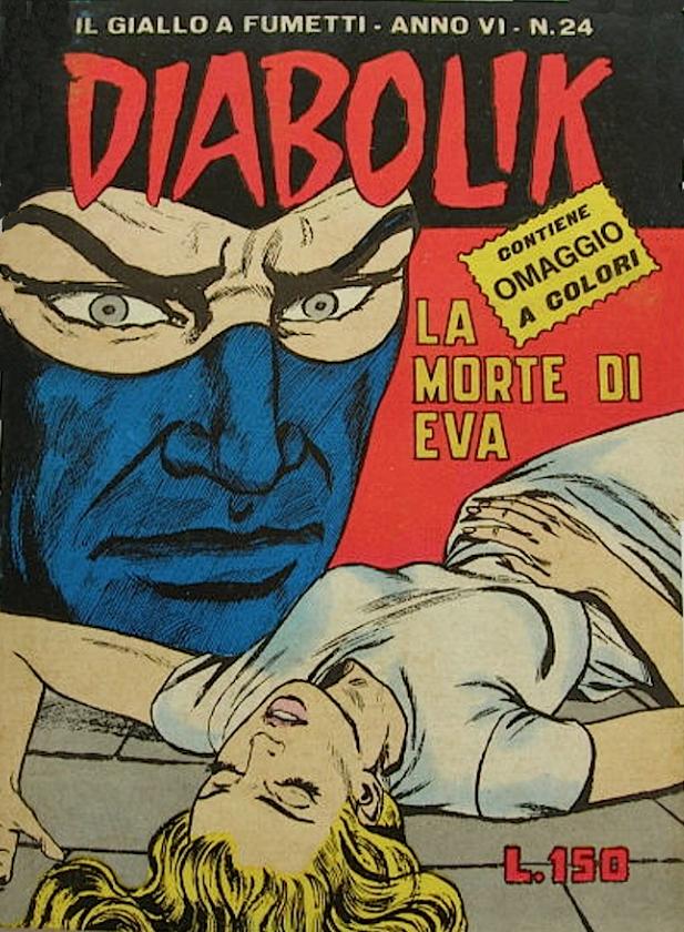 diabolik_prima_serie_numero_100_la_morte_di_eva