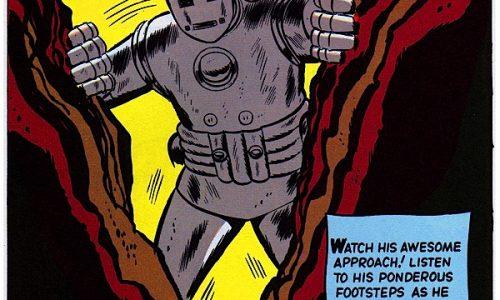 IRON MAN – Personaggio e Fumetto – (1963)