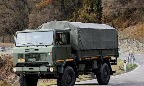 IVECO LANCIA ACL 90 – il trasporto truppe della nostra epoca – (1975 primi '90)