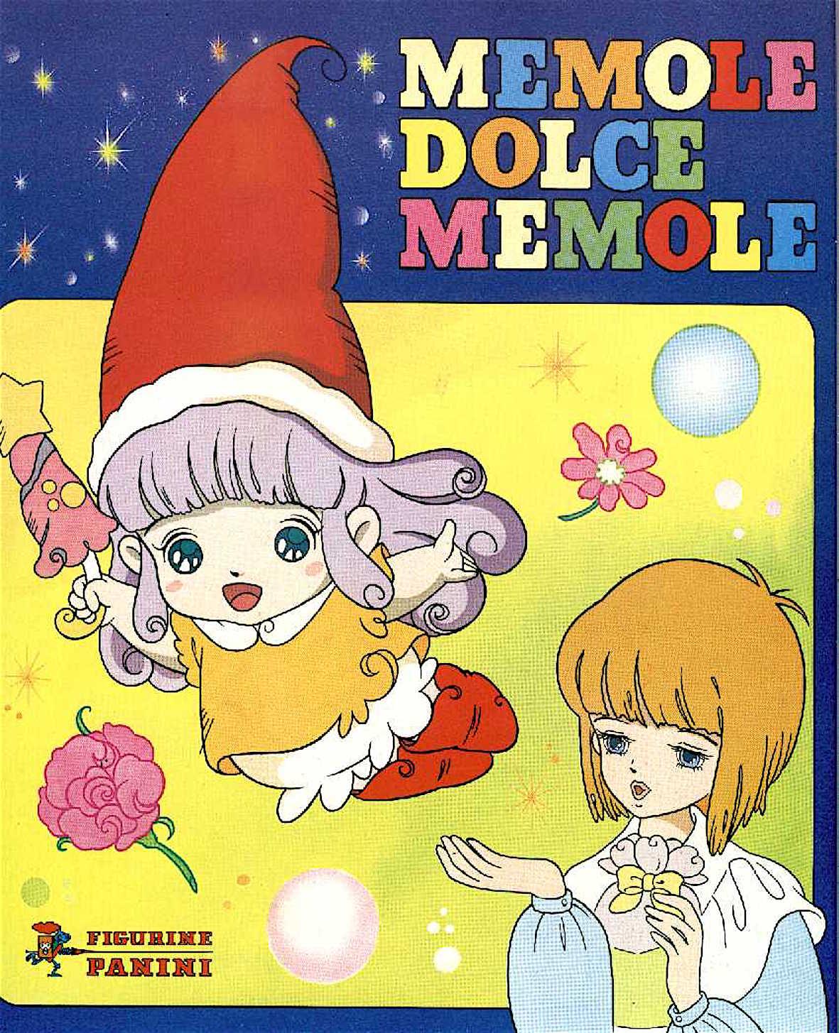Memole dolce cartoni anime curiosando anni