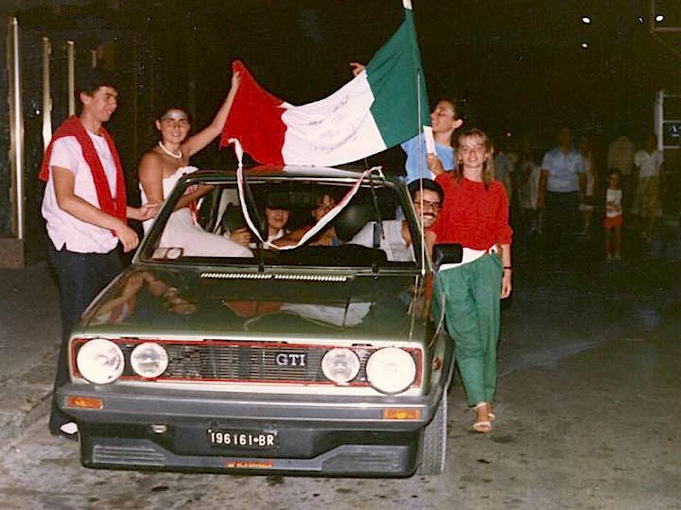1982 Italia campione del mondo_festeggiamenti