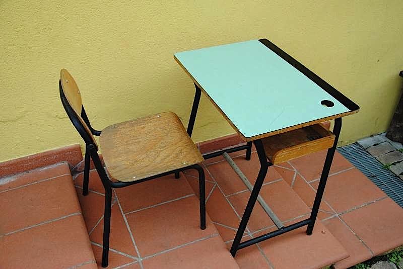 A scuola negli anni 39 70 qui con curiosit e foto vintage - Scuola per piastrellisti ...