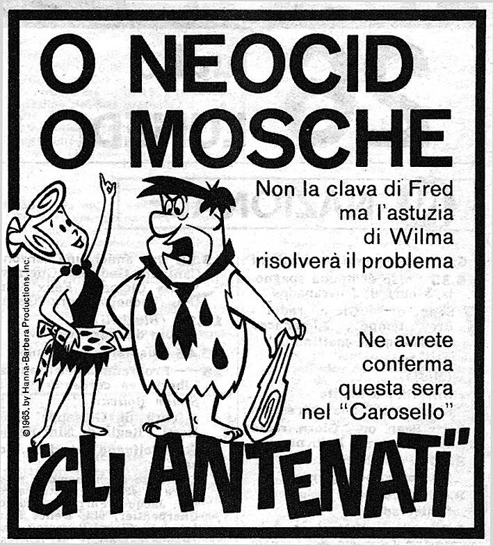 gli_antenati_carosello_neocid_the_flinstones