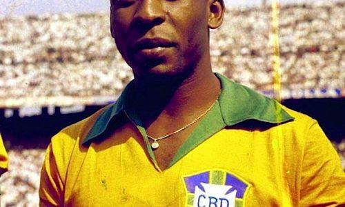 I grandi dello sport : Edson Arantes do Nascimento detto PELE'