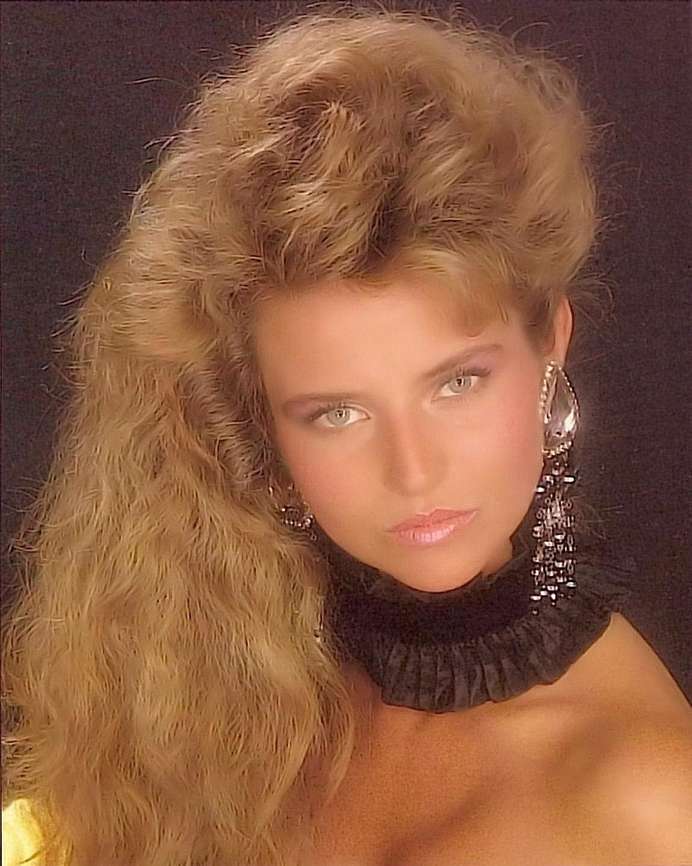 Antonella Interlenghi giovane anni 80