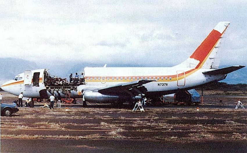 aloha 243 boeing 737 1988 incidente