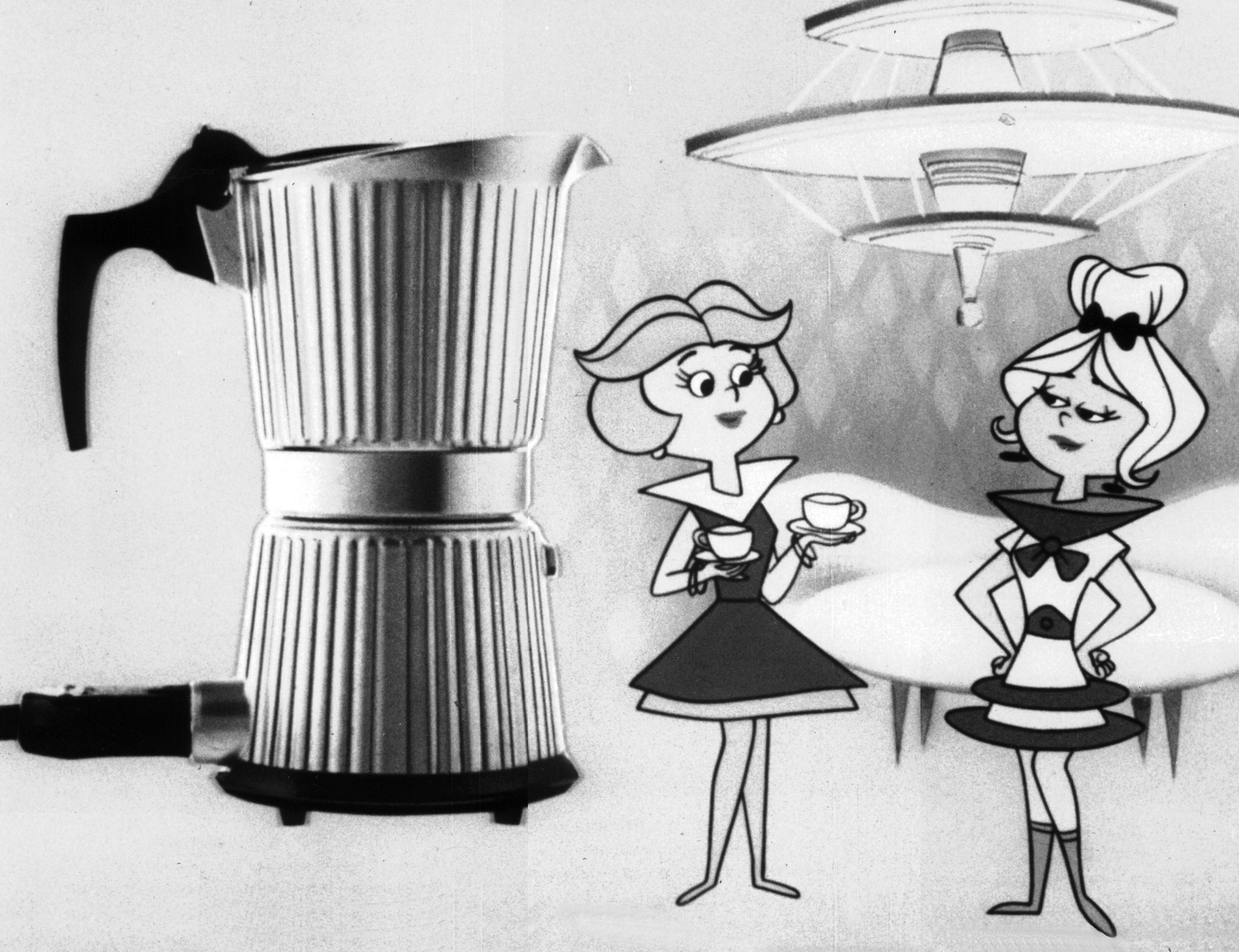 Pronipoti jetsons carosello girmi anni 60 con curiosità foto e video