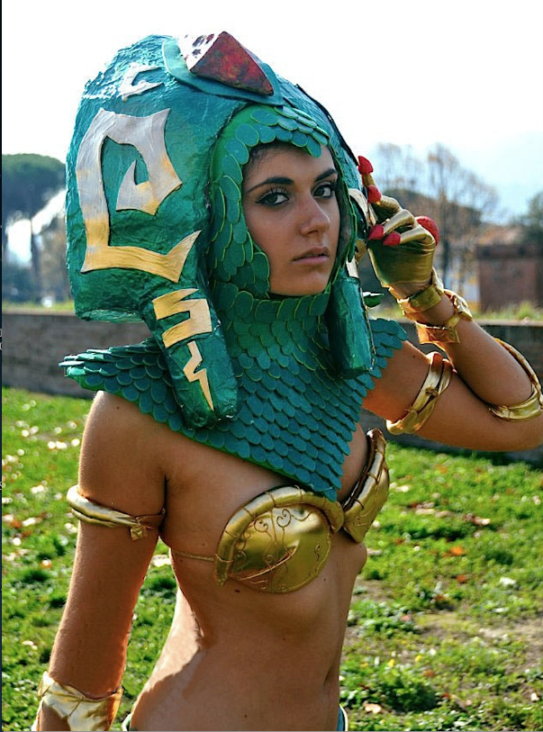 cosplay_cassiopeia_sexi_lucca