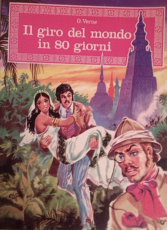 Il giro del mondo in giorni romanzo e film