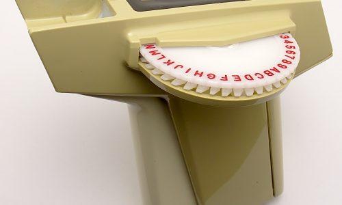 DYMO la nostra etichettatrice – (dal 1958)