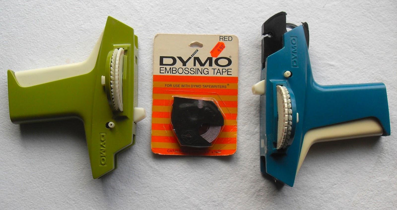 dymo_Christian-Montone_1971-Tape_ vintage-1970s