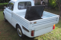 FIAT 500 GIARDINIERA GIANNINI PICK-UP - (1964)