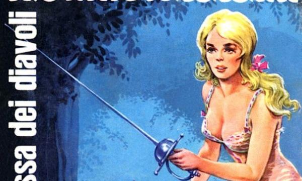 ISABELLA – Primo Fumetto Erotico per Adulti italiano – (1966/1976)