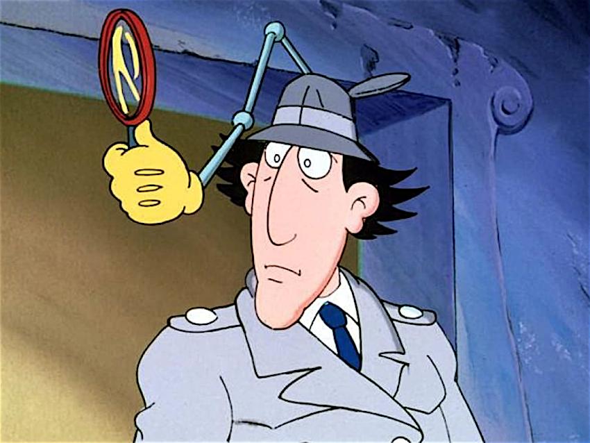 Ispettore gadget cartoni animati anni e