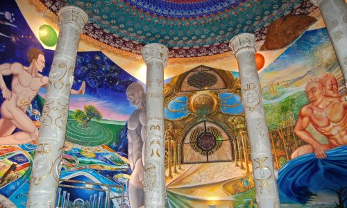 Luoghi misteriosi d'Italia: TEMPIO DI DAMANHUR – (Tempio dell'umanità)