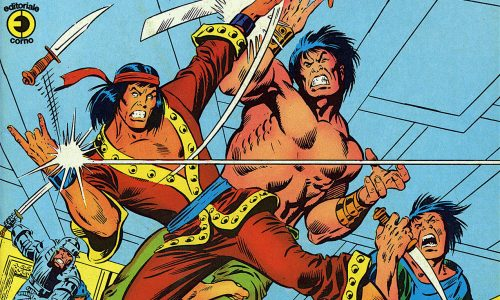 SHANG-CHI – Marvel / Editoriale Corno – (1973)