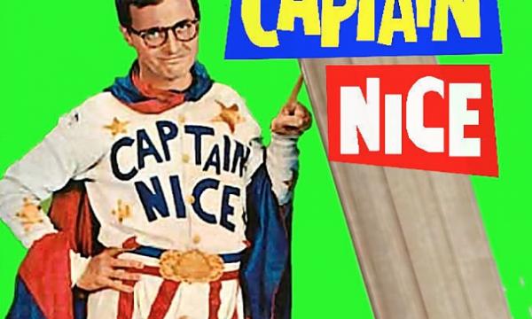 CAPITAN NICE – Serie Televisiva – (1967)