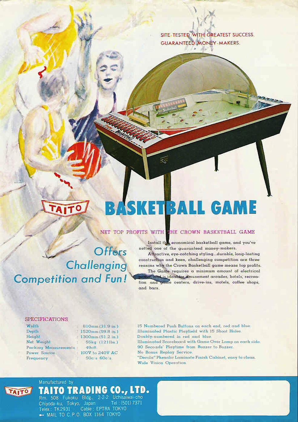 basketball_taito_gioco_arcade_ricordi