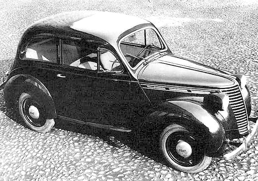 Fiat Mirafiori 700
