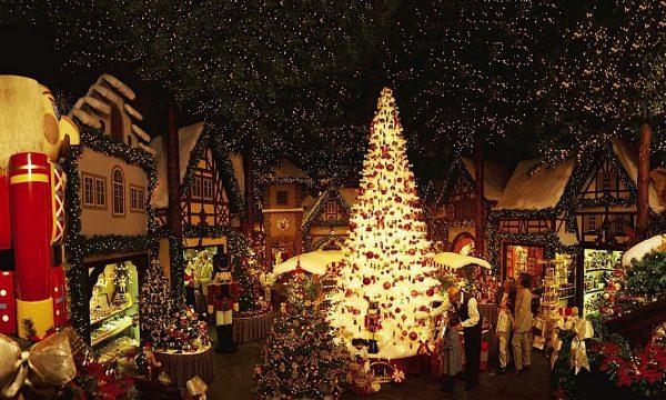Curiosità dal Mondo –  ROTHEMBURG la città del Natale – (Germania)