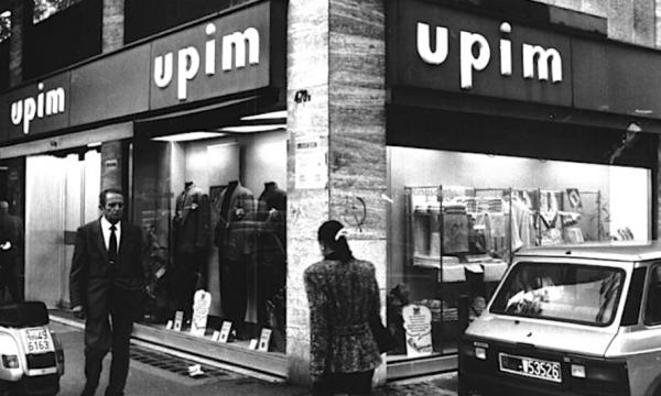 UPIM grandi magazzini della nostra infanzia – (dal 1928)