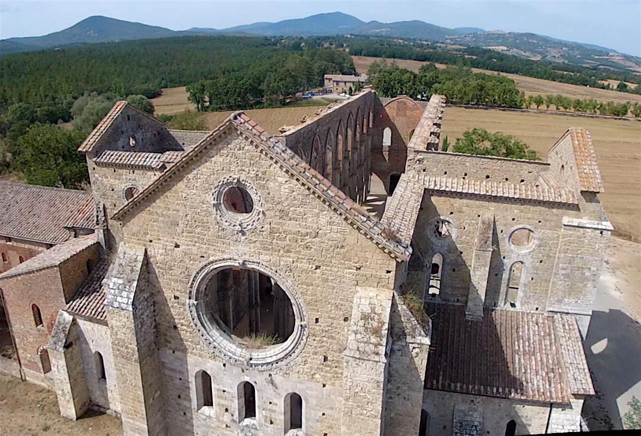 abbazia di san galgano