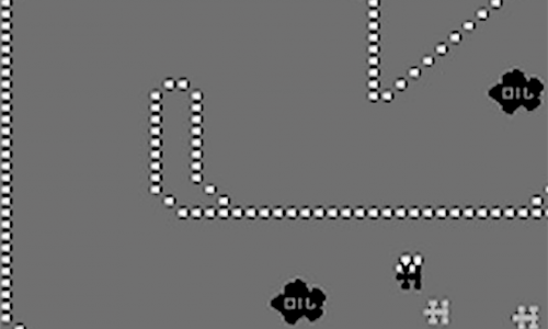 Giochi Arcade del passato: SPRINT – Kee Games (Atari) – 1976