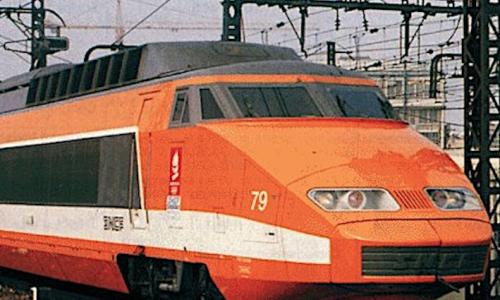 TGV ecco il treno ad alta velocità – (1981)