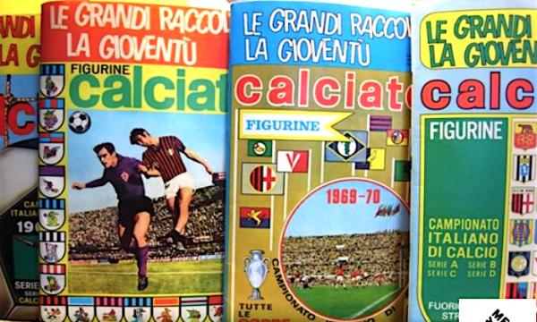Album CALCIATORI PANINI – (Dal 1961)