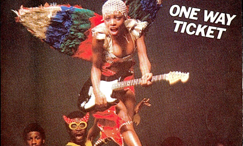 ONE WAY TICKET – Eruption – (1979)