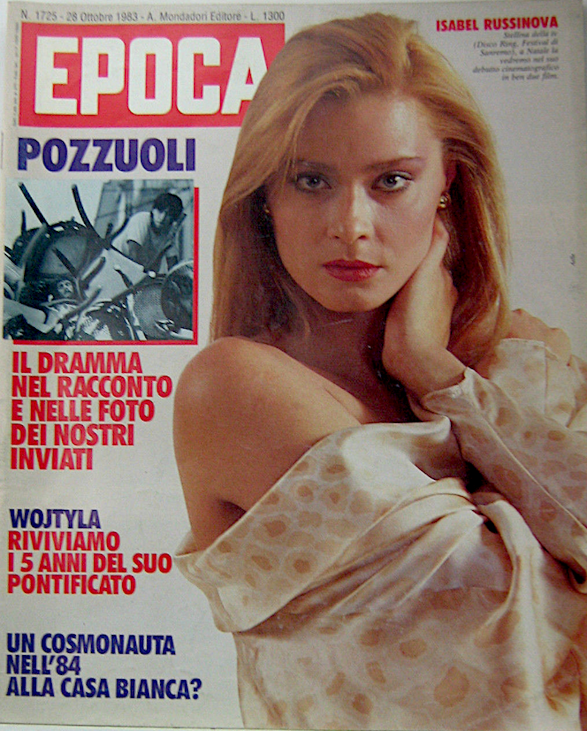 isabel russinova epoca 1983