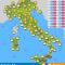 &nbsp;<center> Previsioni del tempo e Oroscopo del giorno 24 SETTEMBRE