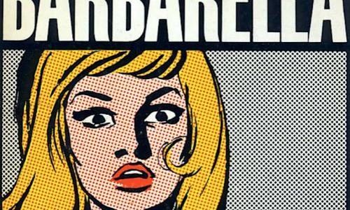 BARBARELLA – Fumetto per adulti – (1962)