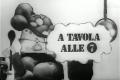 A TAVOLA ALLE SETTE - Con Ave Ninchi e Luigi Veronelli - (1974/1976)