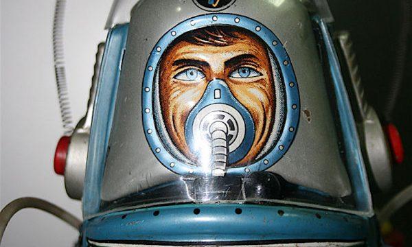 ASTRONAUT il Robot degli anni '60 e '70 – Giocattoli Vintage