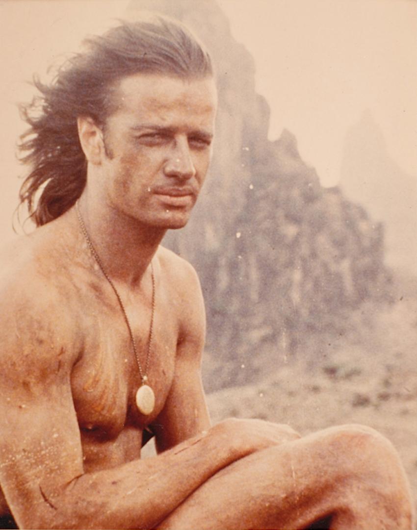 Christopher Lambert in Tarzan