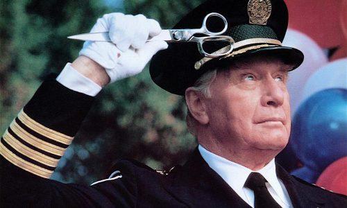 Addio per GEORGE GAYNES il simpatico Comandante Lassard di Scuola di Polizia. – (1917/2016)