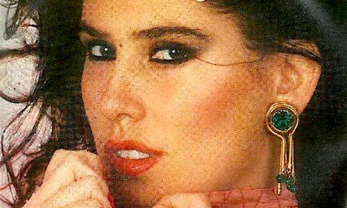 STELLA CARNACINA – Mitica attrice anni '70