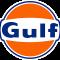 &nbsp;<center> GULF la benzina dei campioni - (1936/1984)