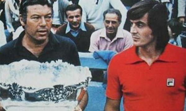 L'ITALIA VINCE LA COPPA DAVIS – (17/19 Dicembre 1976)